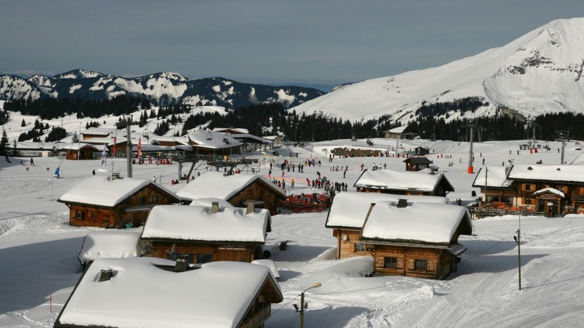 Avoriaz Chalets Avoriaz Ski Chalets Alpenglow