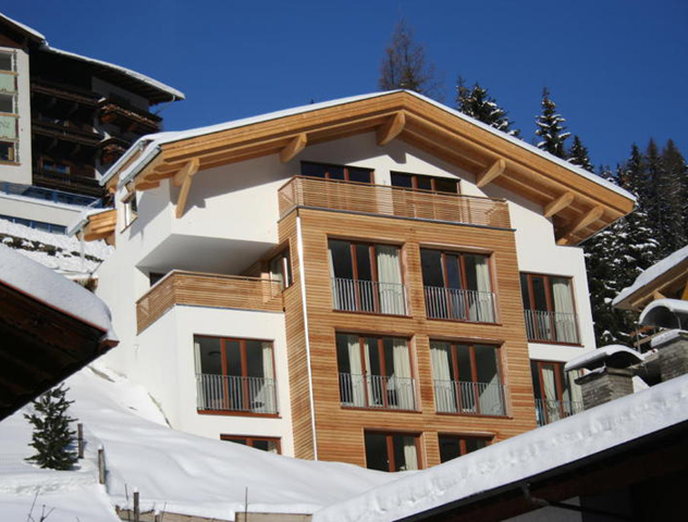 Top Ski Chalets in Austria for Groups - Chalet Gertrud Gabl