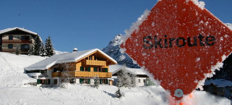 Top 5 Ski Chalets in Austria for Families - Chalet Alpenland, Lech