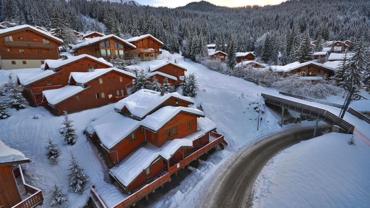 la tania chalets la tania ski chalets alpenglow