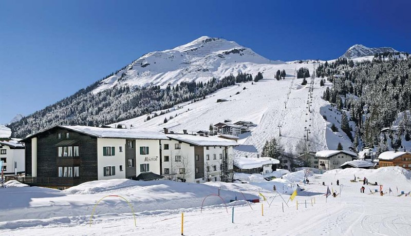 Top Ski Chalets for Groups in Austria - Chalet Montfort, Lech