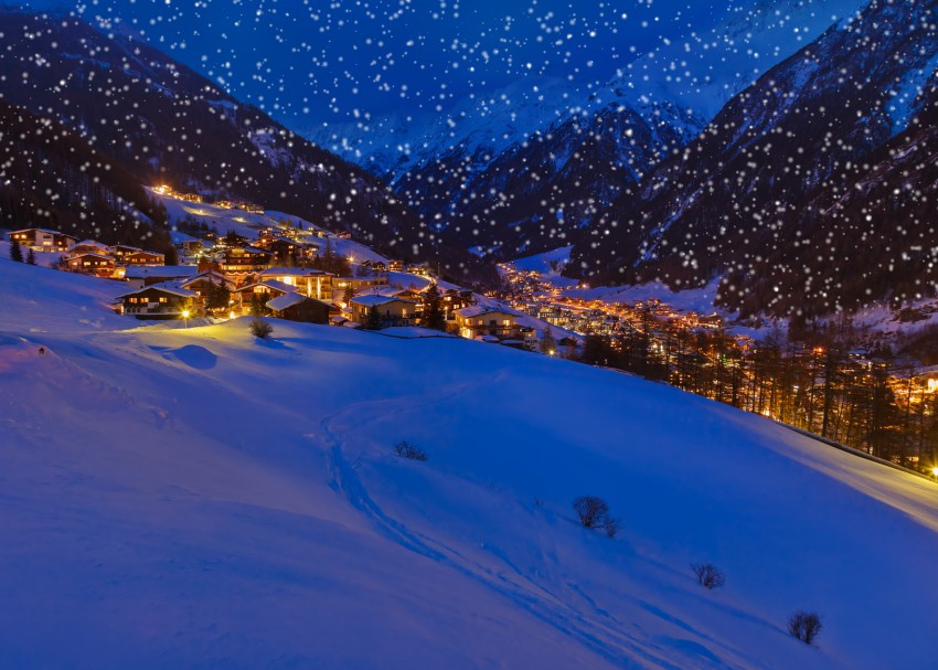 Where to go Skiing this Christmas?
