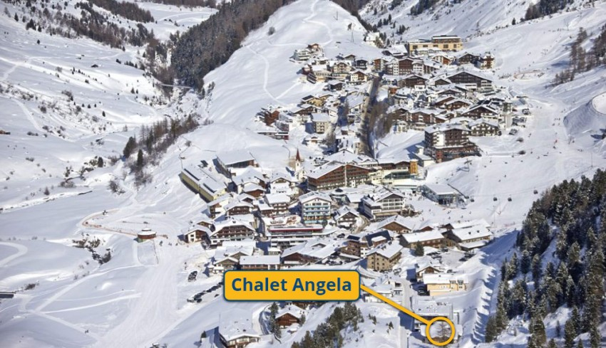 New chalet in Obergurgl!