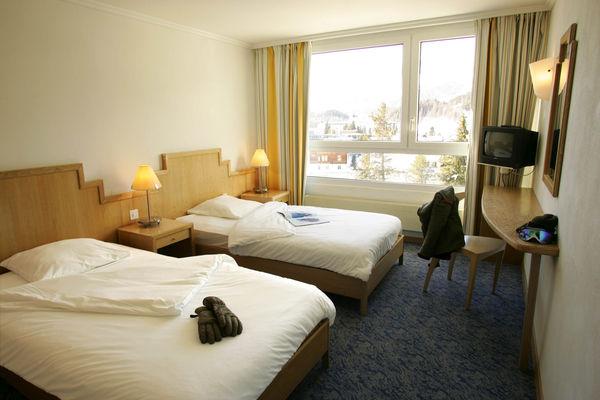 Club Med Roc Soleil St Moritz