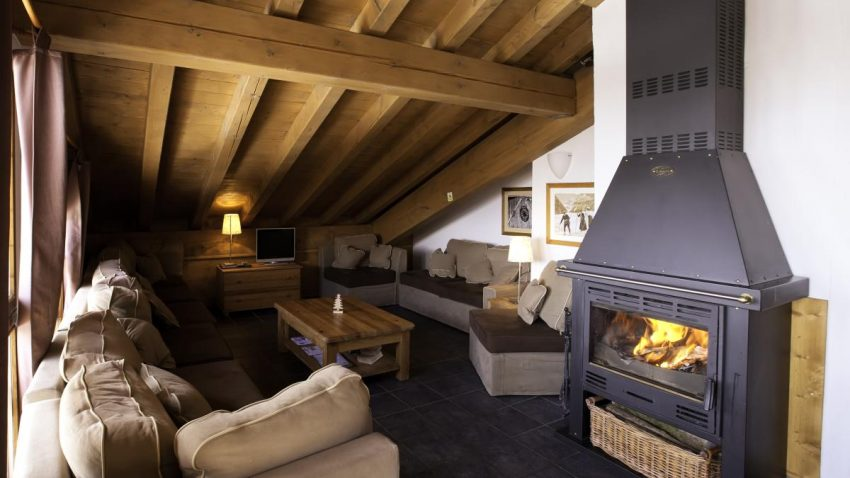 Top 5 Ski Chalets in France for Families - Chalet Papillon 2, La Rosiere