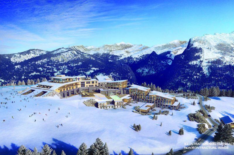 Club Med Grand Massif Samoens Morillon