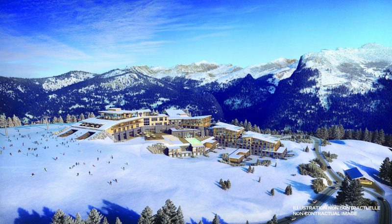 Club Med Grand Massif Samoens Morillon