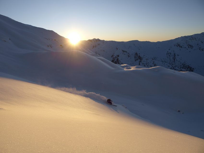 Snow conditions – Where to go and when!