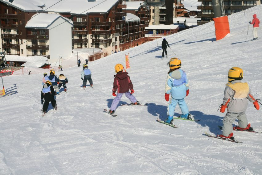 Booking a chalet holiday with infants!