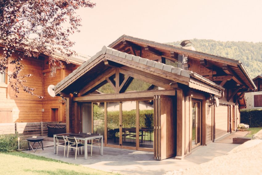 Chalet of the week!