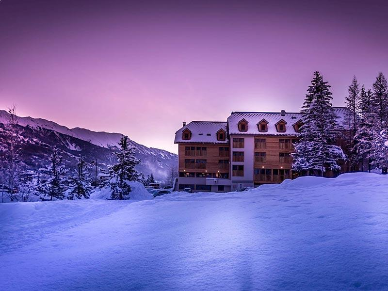 The Best Mountain Hotels