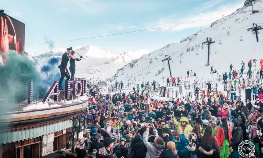 Another Season, Another New Folie Douce!